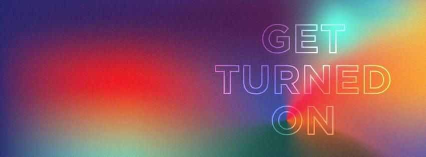 Facebook Banner  GET TURNED ON - image 3 - student project