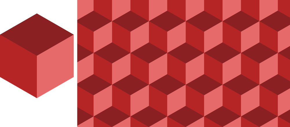 Isometric cubes - image 1 - student project