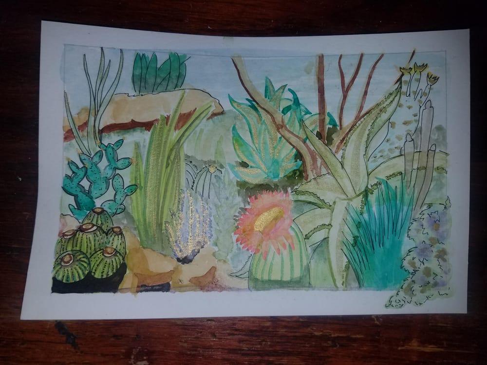 Botanical Illustration - Ashleigh - image 2 - student project