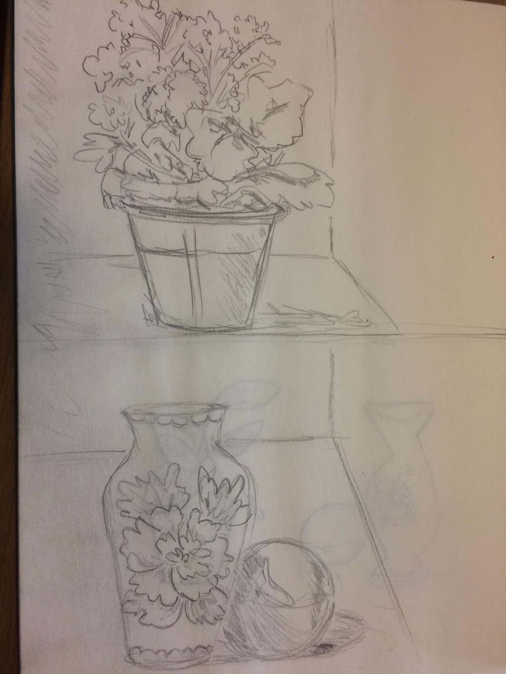 No eraser allowed - image 1 - student project
