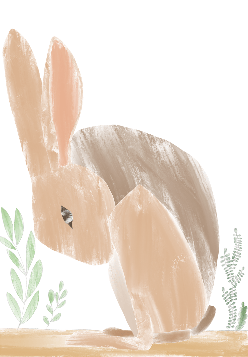 Hare - image 1 - student project