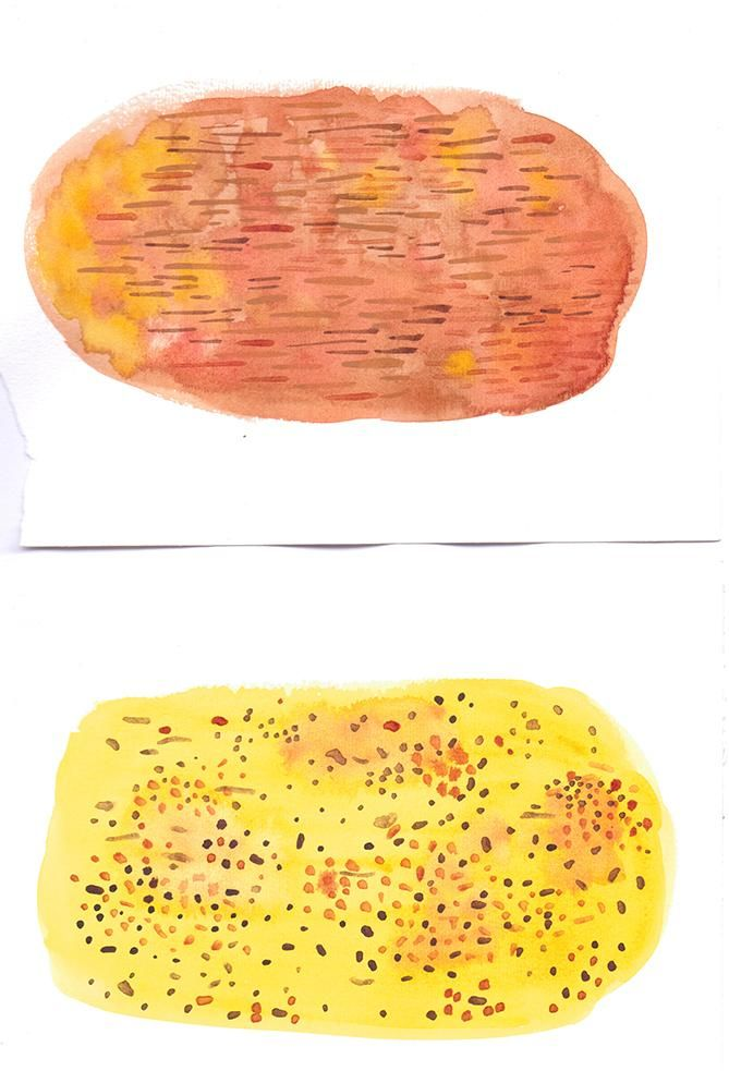 Turn Physical Art into Digital Textures_ Watercolor textures - image 5 - student project