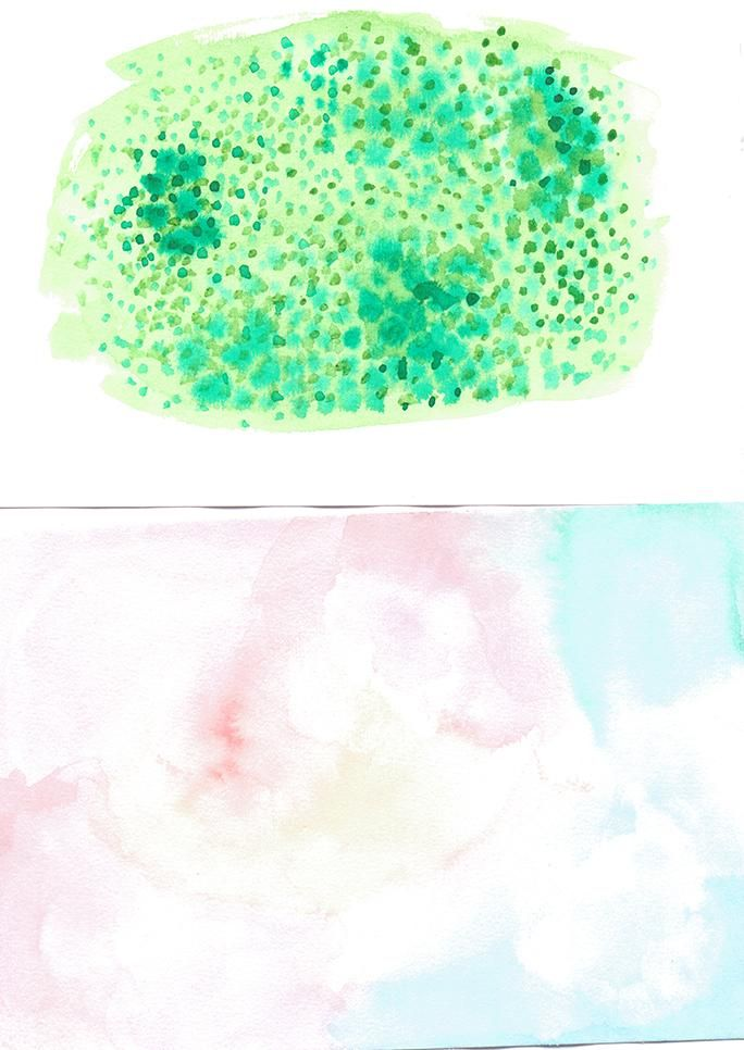 Turn Physical Art into Digital Textures_ Watercolor textures - image 4 - student project