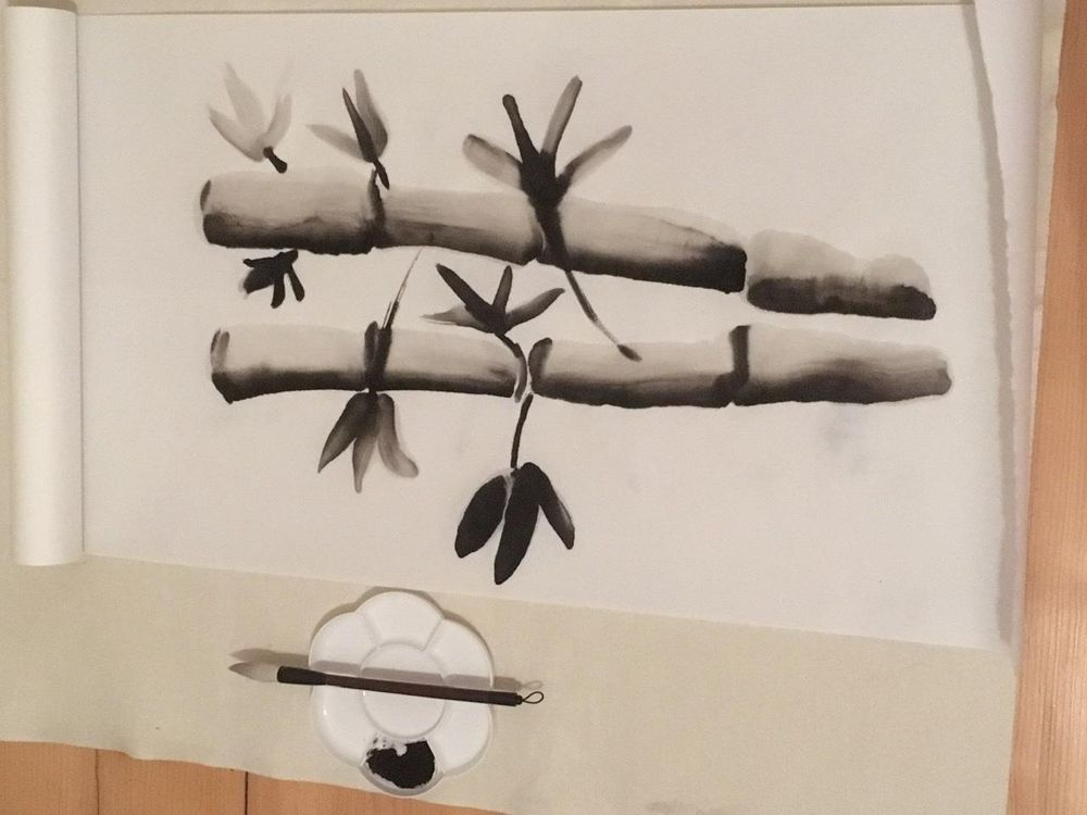 Black Bamboo - image 1 - student project