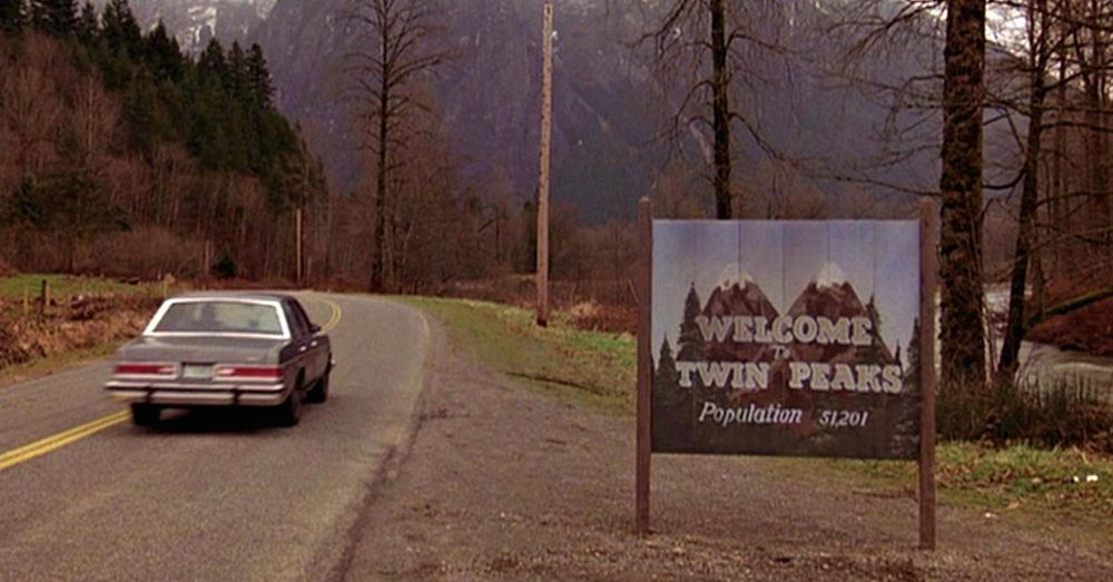 Welcome to Twin Peaks - image 1 - student project