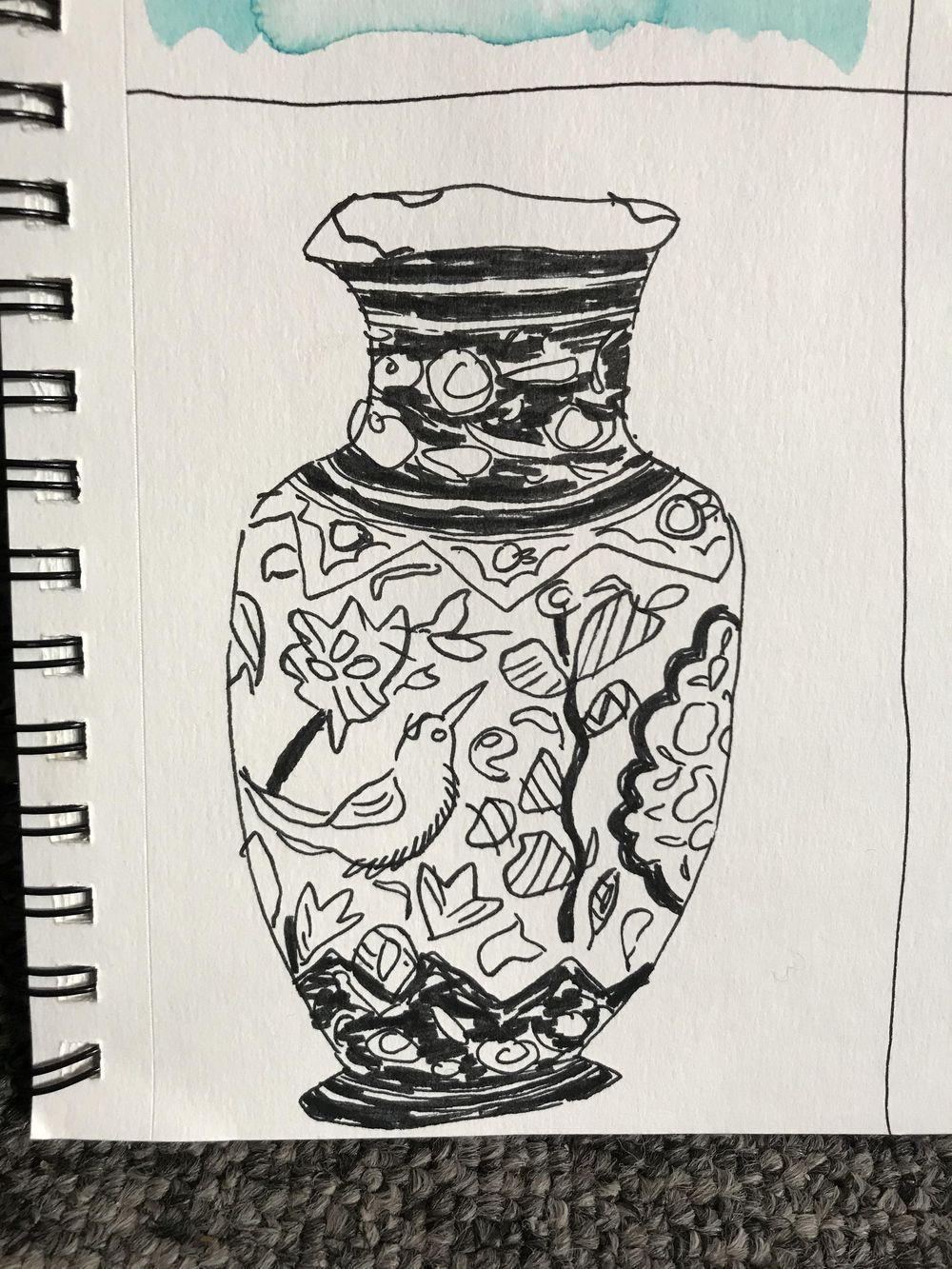 Sketchbook Magic class - image 4 - student project