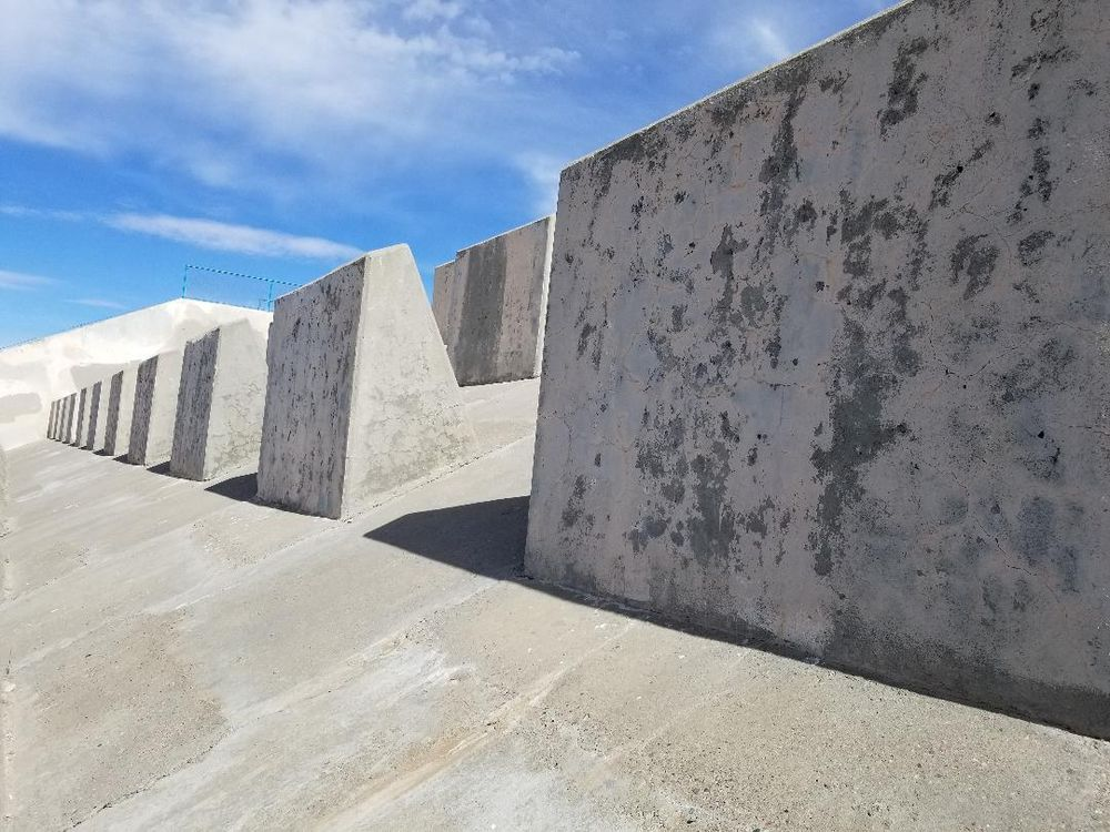 Artificial Shelters - Dam in Albuquerque, NM - image 3 - student project