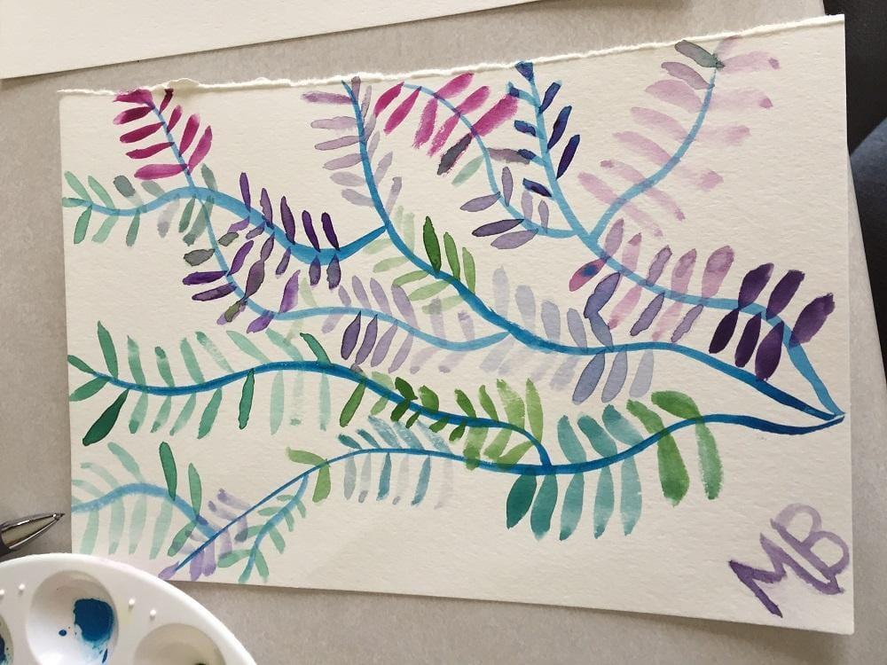 Watercolors Progress - image 5 - student project