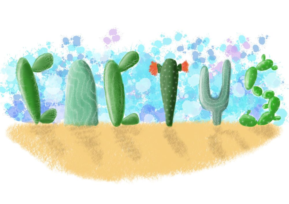 My cactus, your cactus - image 1 - student project