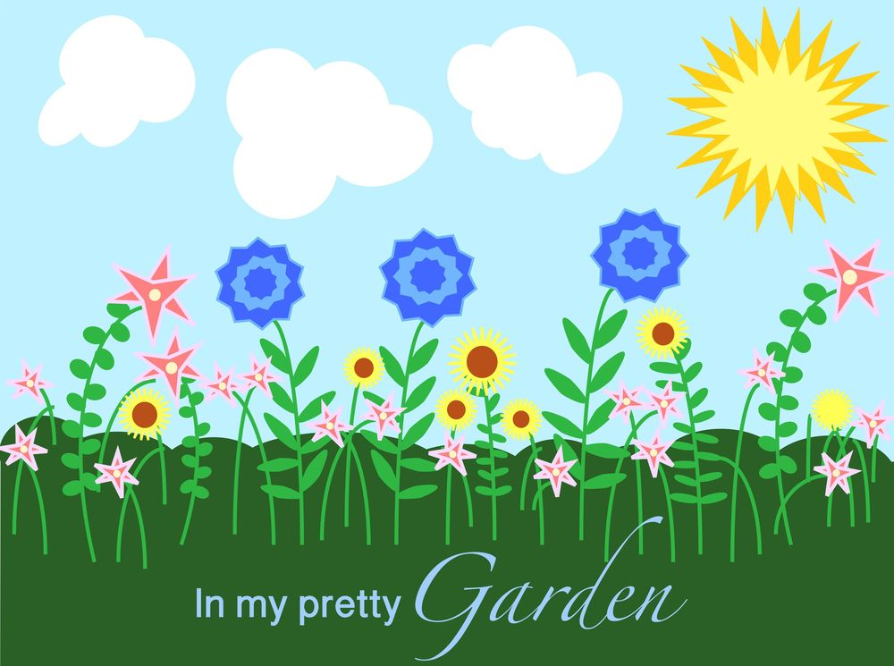 Garden - image 1 - student project