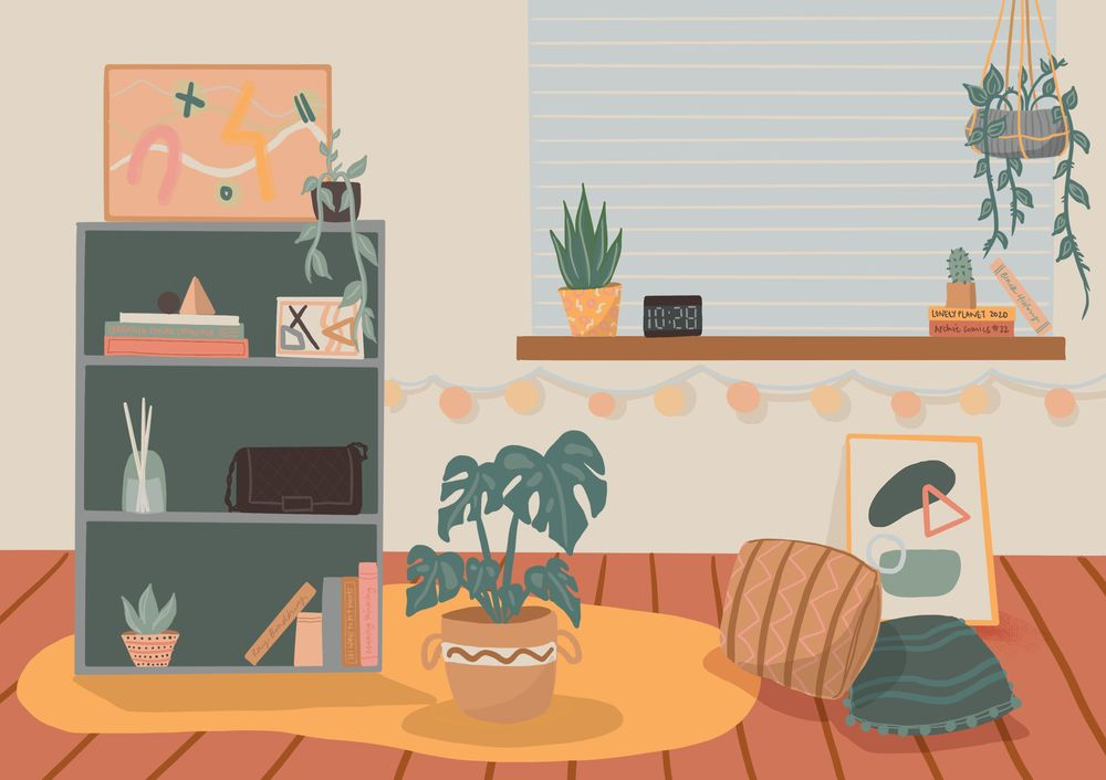 Room - image 1 - student project