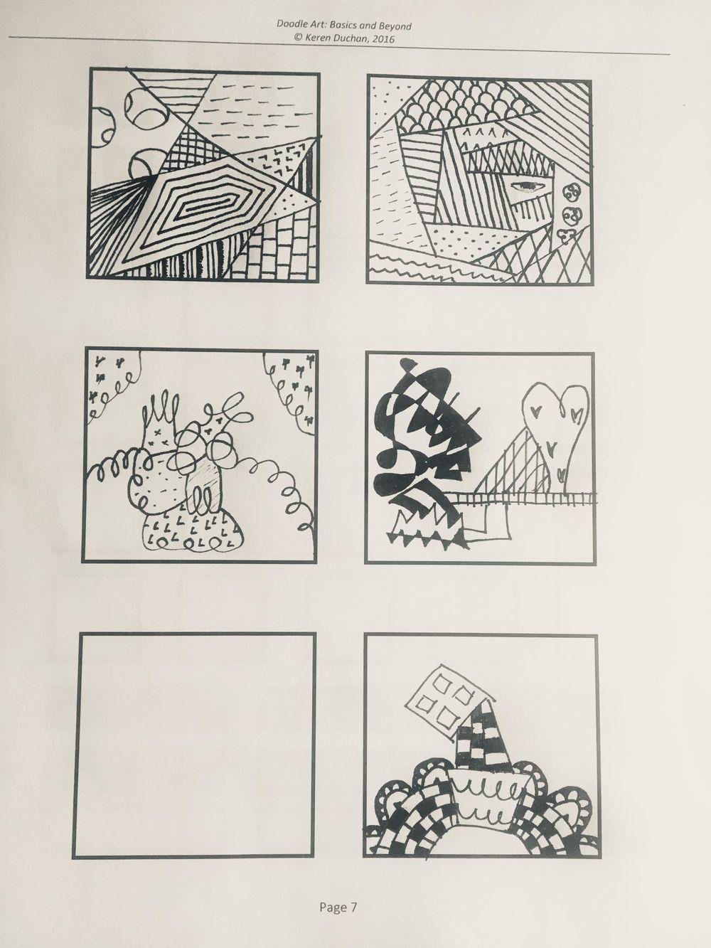 Seun's doodles - image 5 - student project