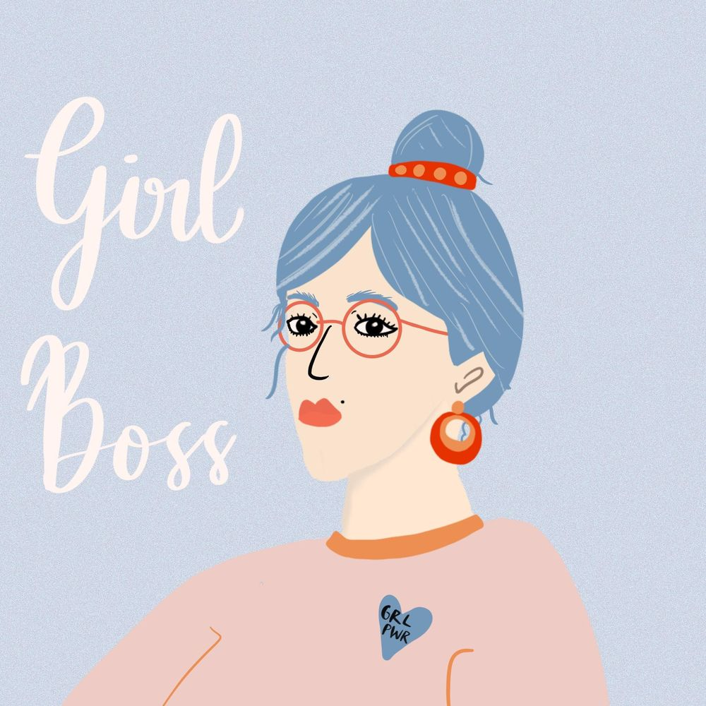 Girl Boss - image 1 - student project