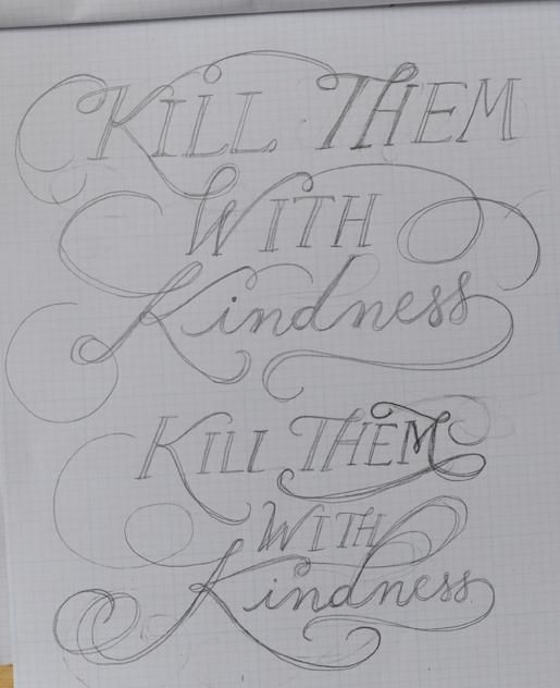 Kill Them with Kindness - image 1 - student project