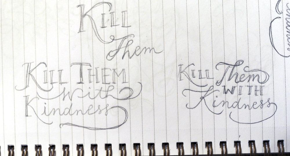 Kill Them with Kindness - image 2 - student project