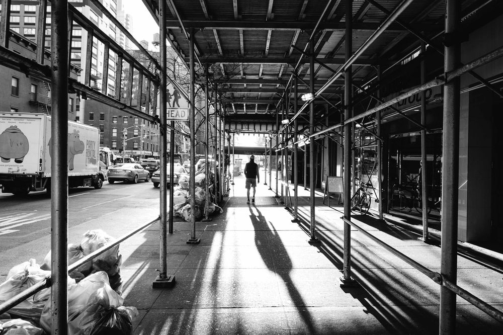 Manhattan in Black and White - image 1 - student project
