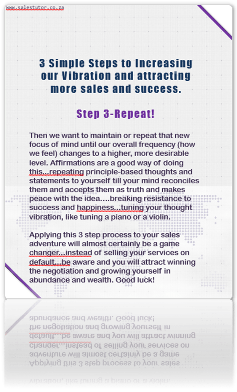 Project-Read this [5 minute read] Playbook on The Law of Attraction! - image 4 - student project