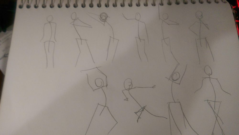 quick gestures - image 1 - student project