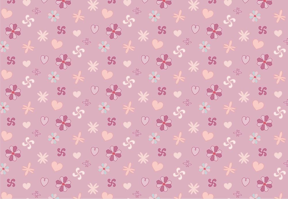Mauve-alous Pattern Making - image 1 - student project