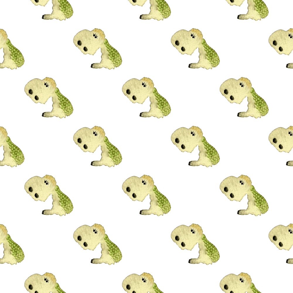 Cute animals patterns - image 2 - student project