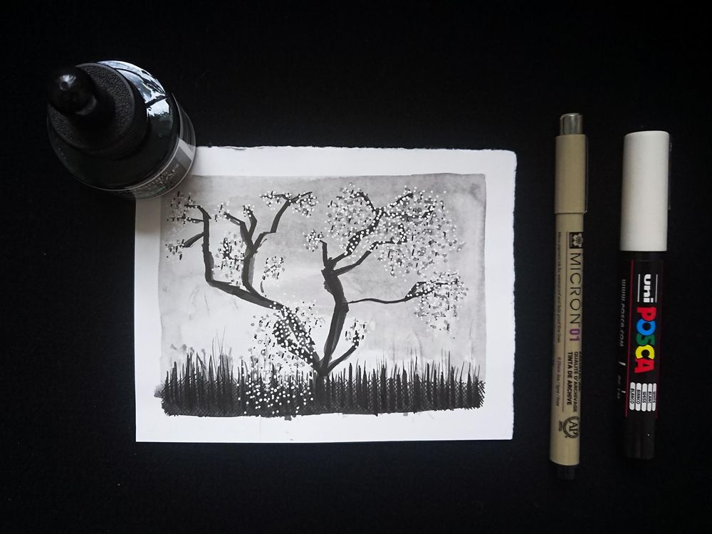 Ink from here - image 1 - student project