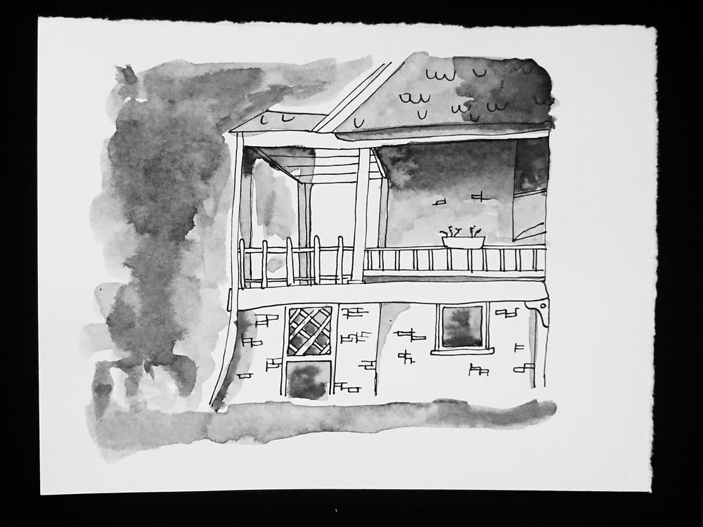 Ink from here - image 2 - student project