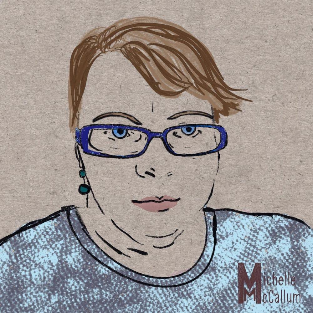 Self portrait - image 1 - student project