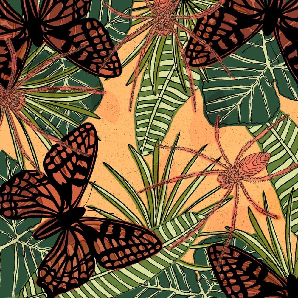 Botanical Prints - image 1 - student project