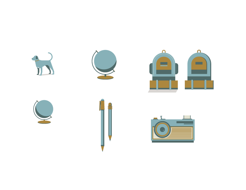 Personal Icons - image 10 - student project