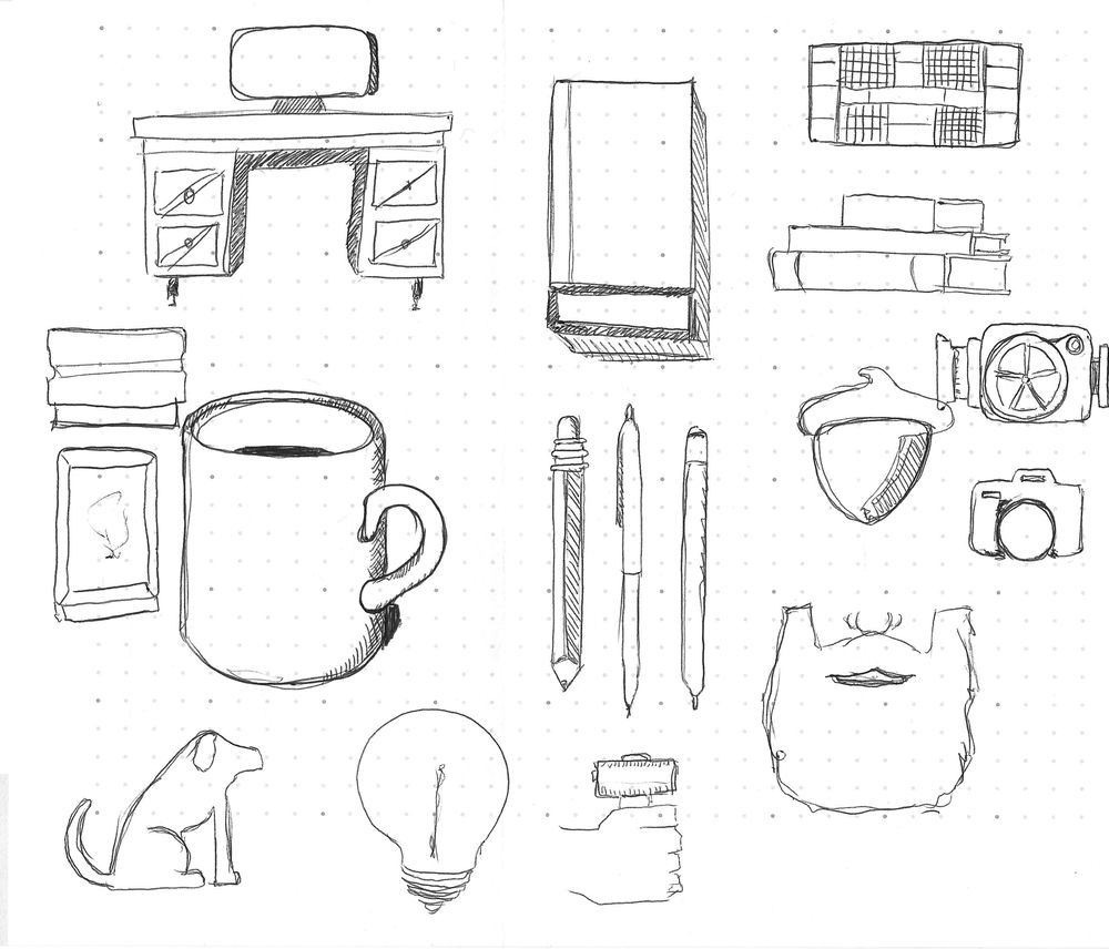 Personal Icons - image 16 - student project