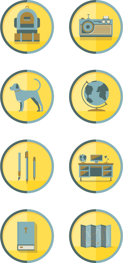 Personal Icons - image 1 - student project
