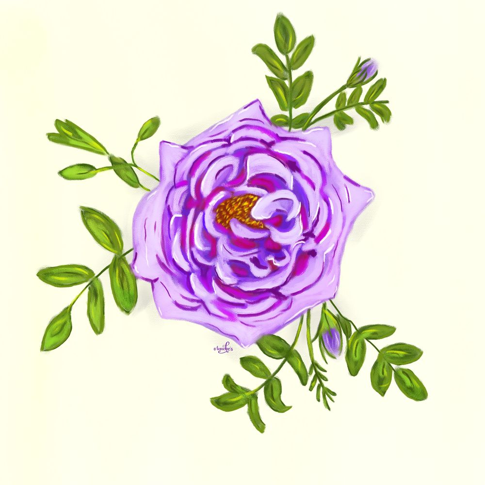 My rose - image 1 - student project