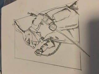 Drawings by Lin Prideaux - image 4 - student project