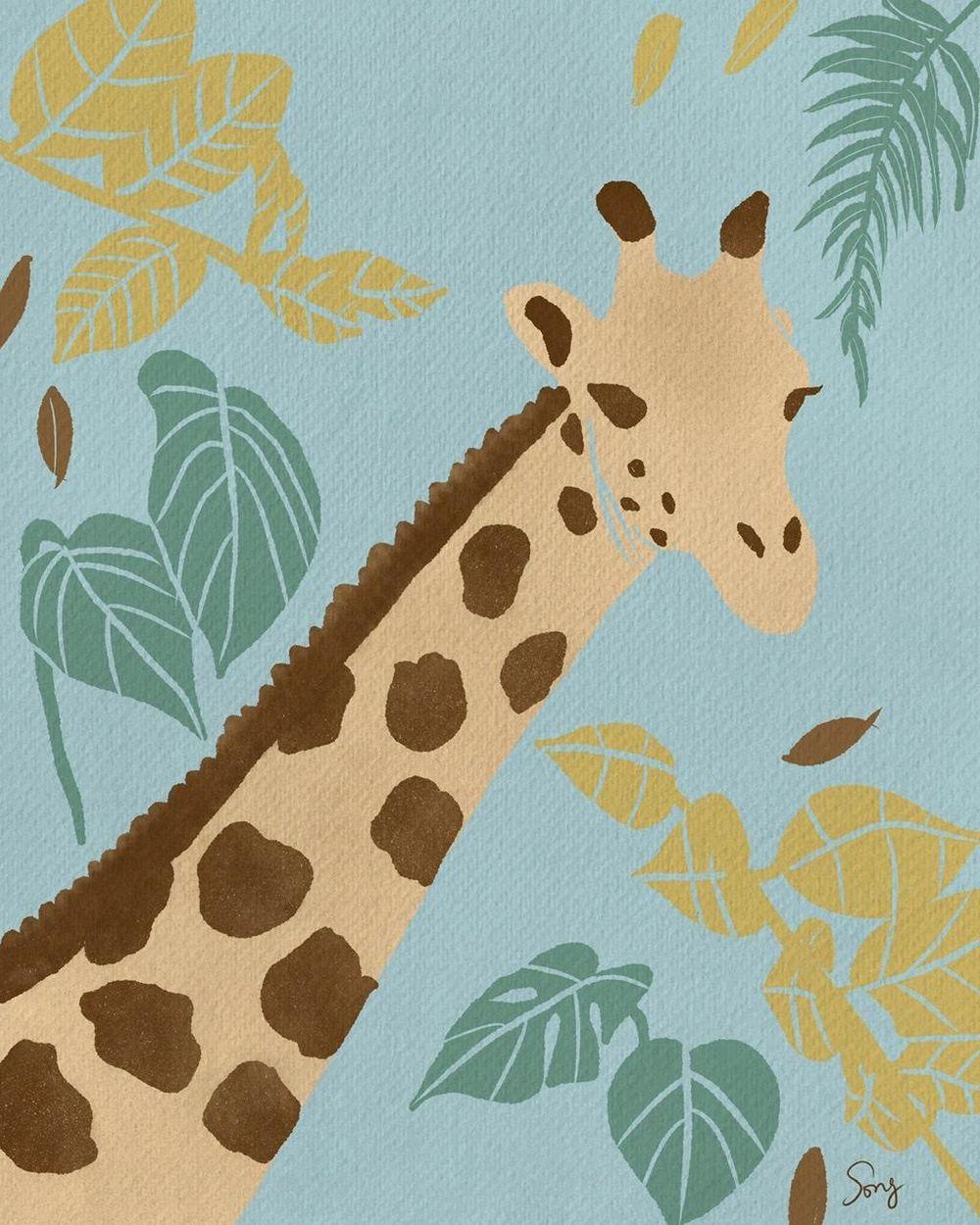 SummerGiraffe - image 1 - student project