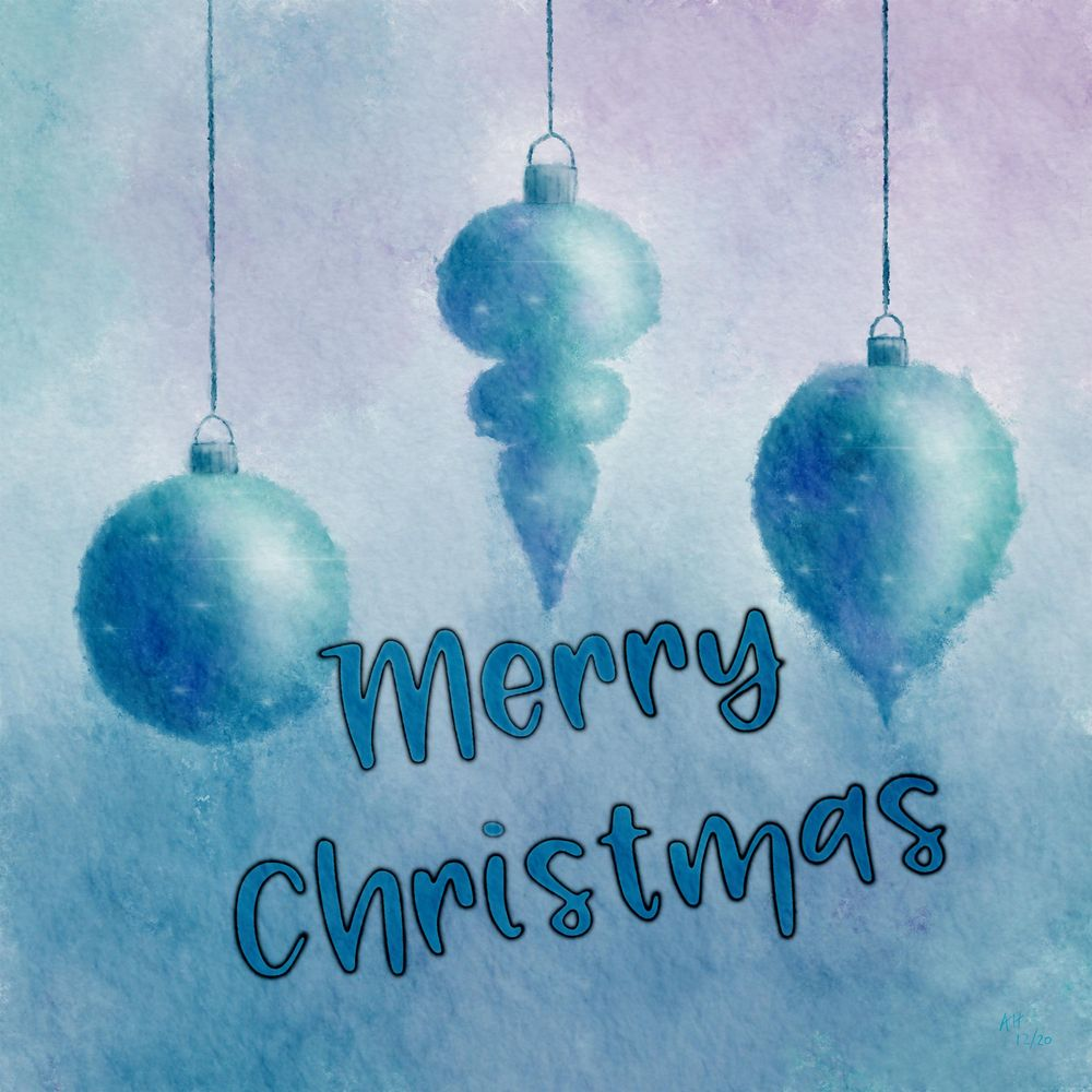 Merry Christmas - image 1 - student project