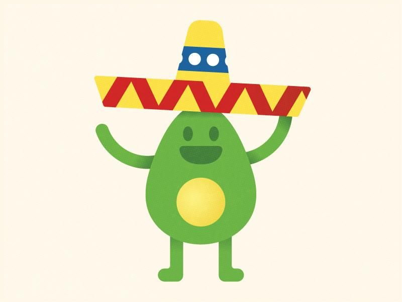 Avocado Sombrero - image 1 - student project