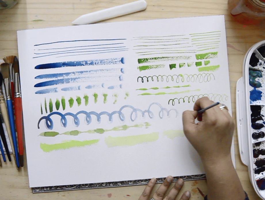 Taniya's Explorations - image 4 - student project