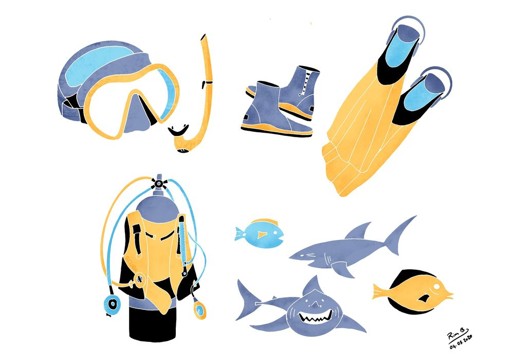 Scuba Diving Tips for Beginners - image 1 - student project