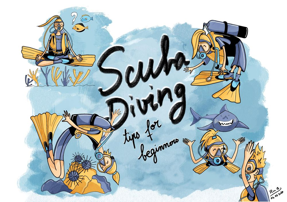 Scuba Diving Tips for Beginners - image 2 - student project