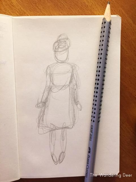 The girl in the polka dot dress - image 3 - student project
