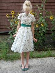 The girl in the polka dot dress - image 2 - student project