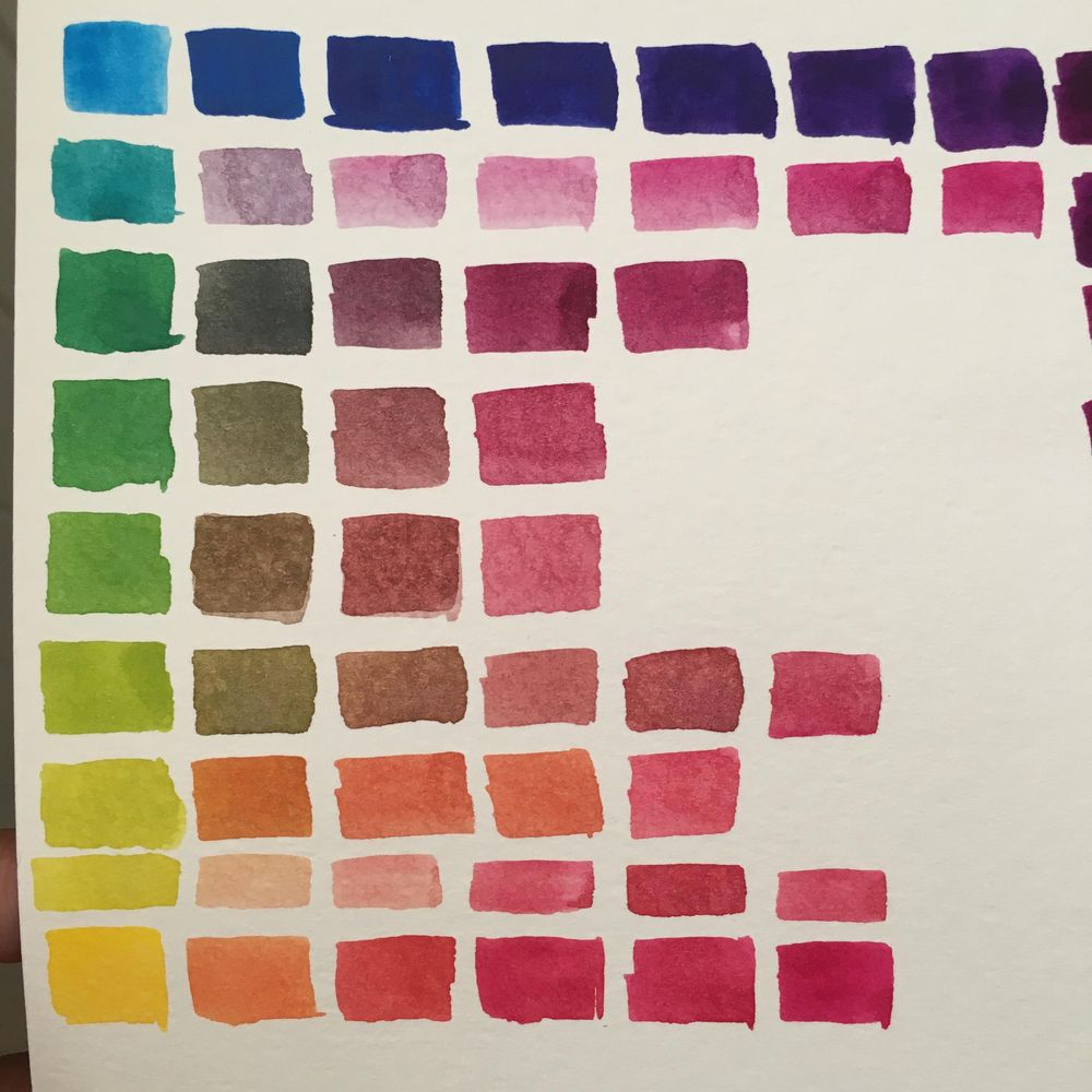 Very Basic Palette - image 1 - student project