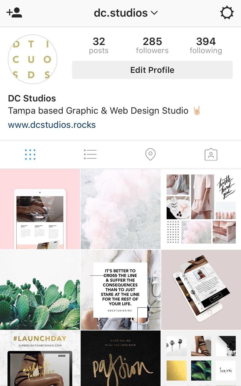 DC Studios Inc   Graphic + Web Design Studio - image 1 - student project