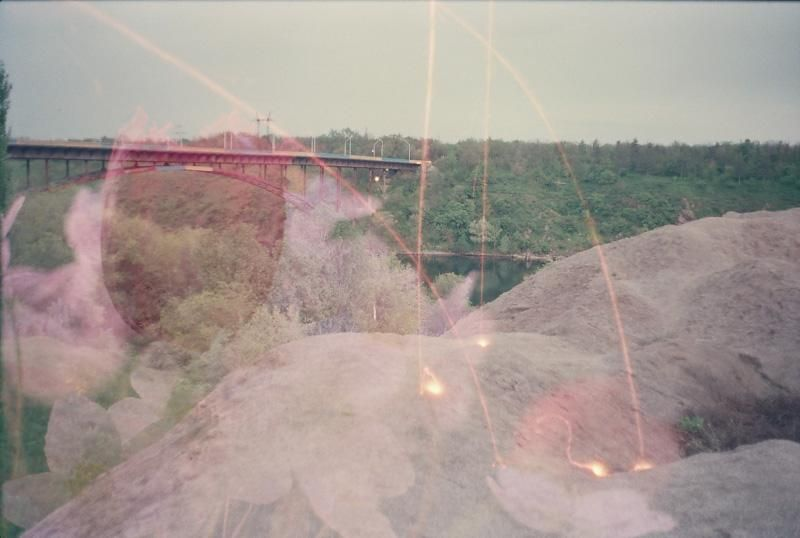 Multiple and long exposures with my friend - image 3 - student project