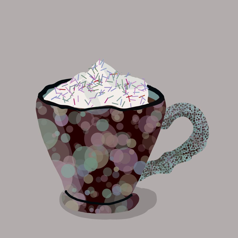 Dreamy Cuppa - image 1 - student project