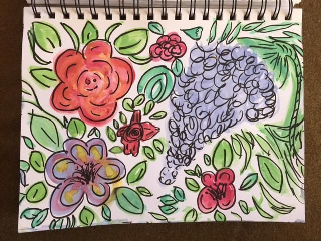 Florals - image 3 - student project