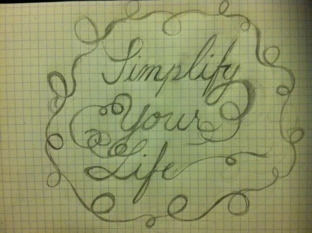 Simplify! - image 1 - student project