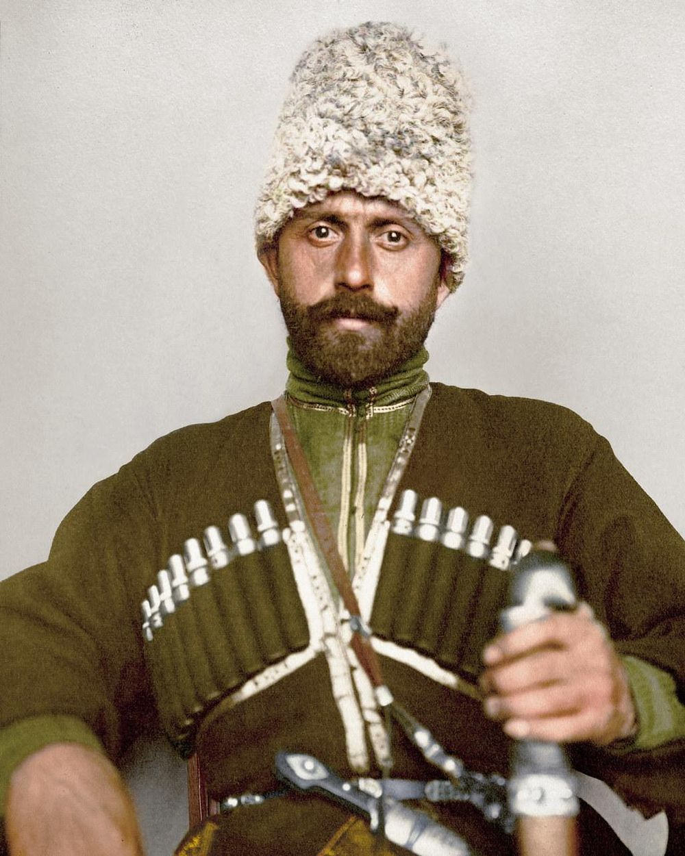 Cossack Man - image 2 - student project