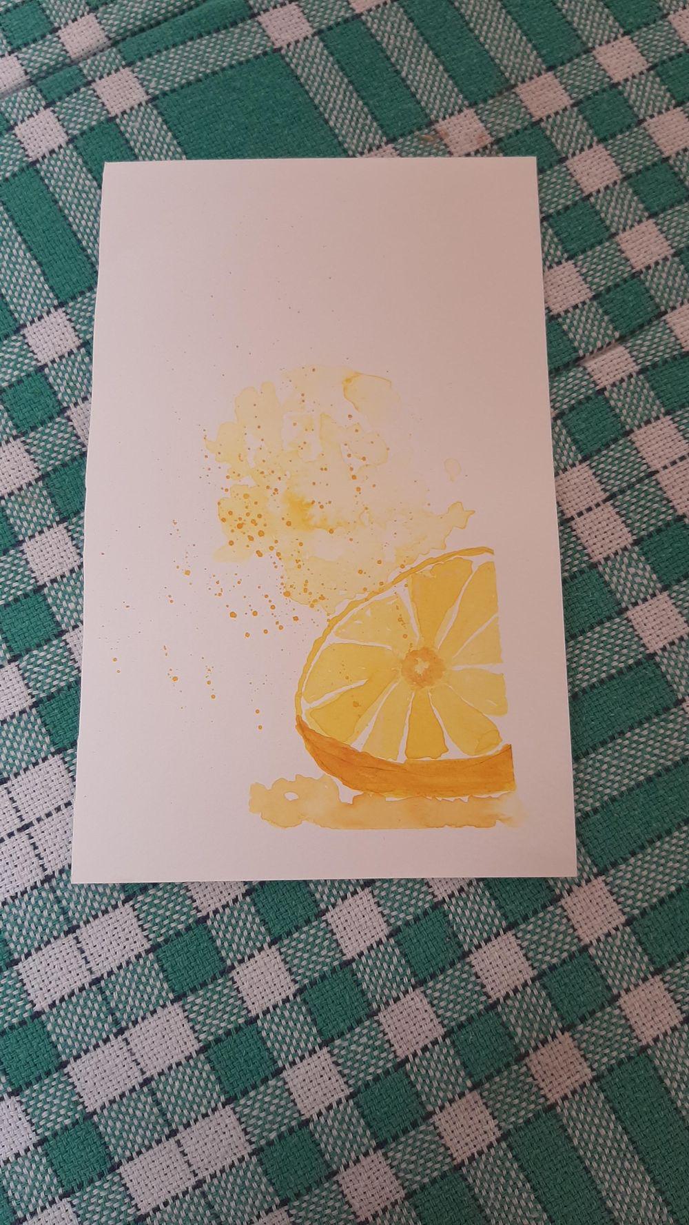Lemon!!! - image 1 - student project