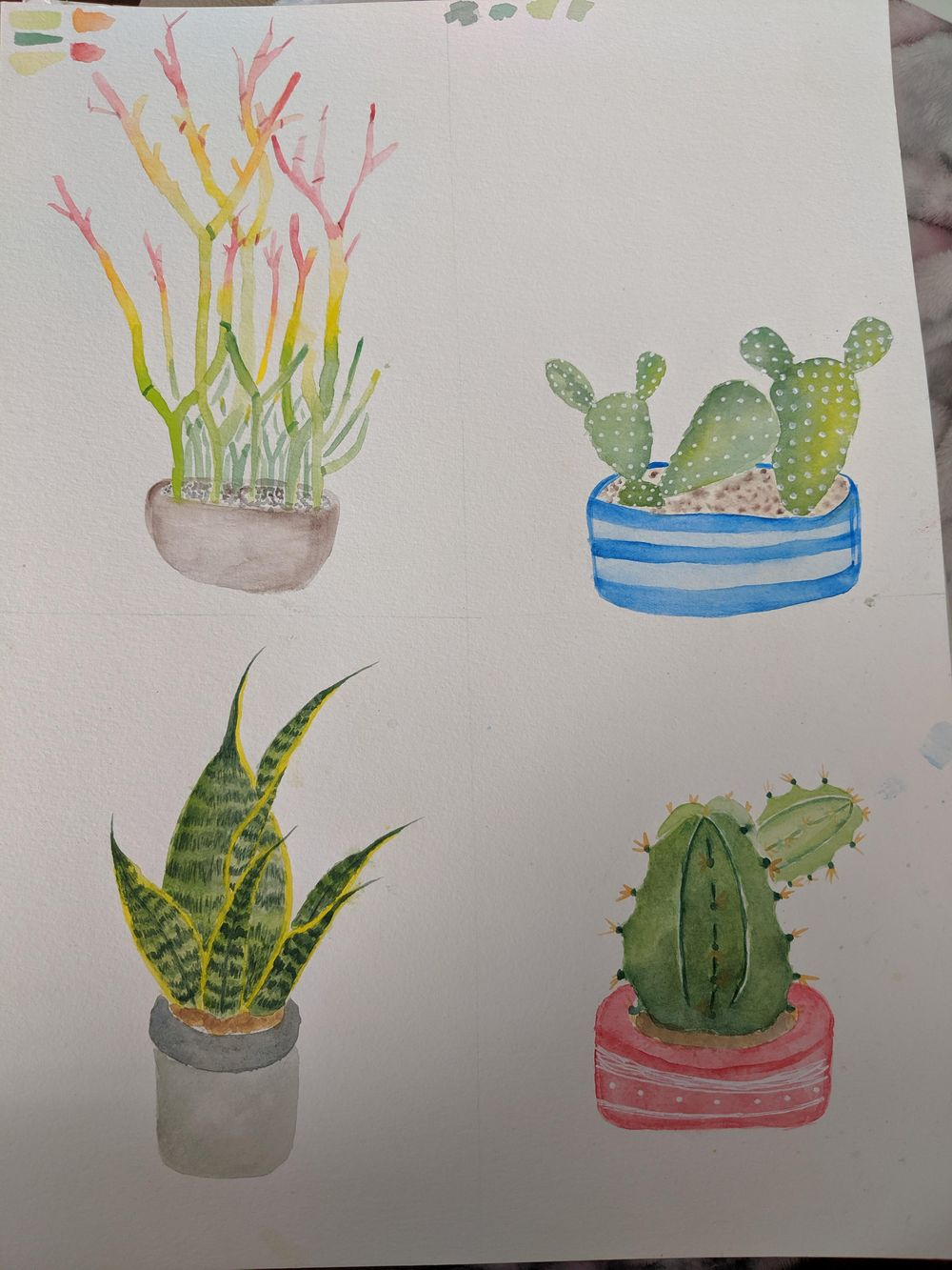 Plants <3 - image 1 - student project